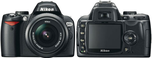 Тест Nikon D60 на Imaging Resource