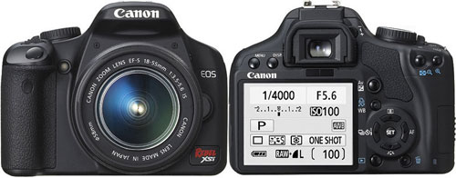 Тест Canon EOS 450D (Rebel XSi) на Imaging Resource