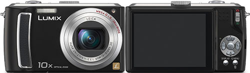 Тест Panasonic Lumix DMC-TZ5 на Imaging Resource