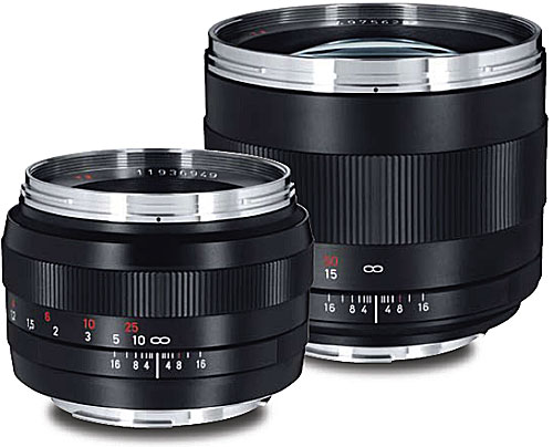 Zeiss for Canon