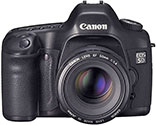 Тест Canon EOS 5D на Steves Digicams