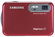 Тест Samsung Digimax i5 на DCResource