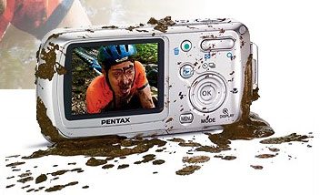 Pentax сделал для OptioWP