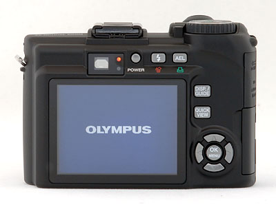 Тест Olympus SP-350 на Imaging Resource