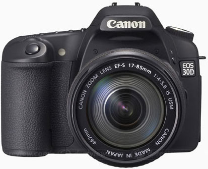 Тест Canon EOS 30D на Imaging Resource