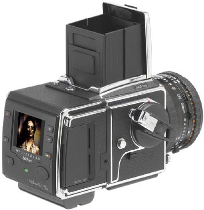 Цифровой фотоаппарат Hasselblad 503CWD limited edition