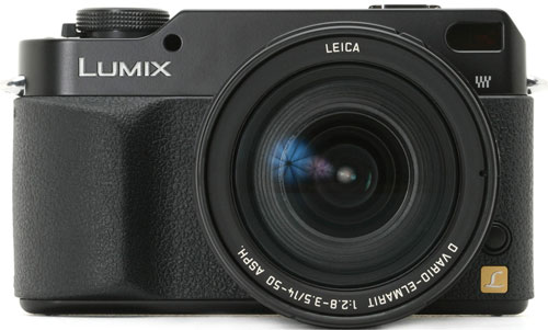 Тест Panasonic Lumix DMC-L1 на DCResource