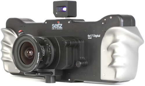 Seitz 6x17 Digital - 160МП панорама
