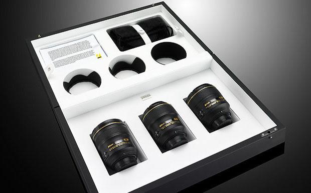 Объективы Limited Edition от Nikon