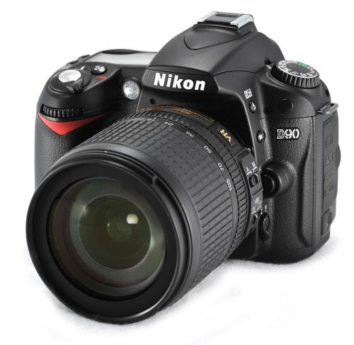 Тест / обзор Nikon D90 на Photographyreview