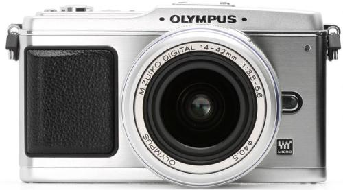 Тест / обзор Olympus E-P1 на Imaging Resource