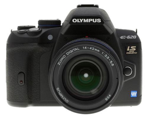 Тест / обзор Olympus E-620 на DCResource