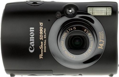Обзор Canon PowerShot SD990 IS на Imaging Resource