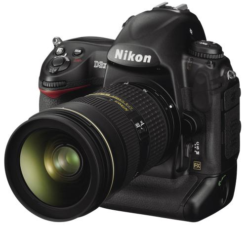 Тест / обзор Nikon D3X на Imagimg Resource