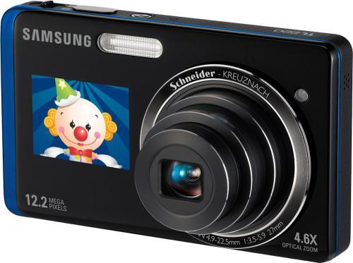 Samsung ST500 - компакт с двумя дисплеями