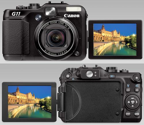 Тест / обзор Canon G11 на Imaging Resource