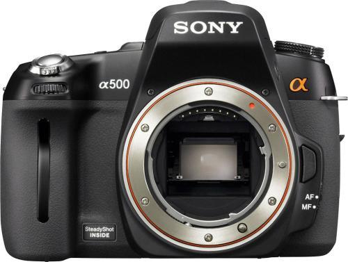 Тест /обзор Sony DSLR-A550 на DPReview