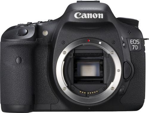 Canon EOS 7D - 18МП на APS-C матрице