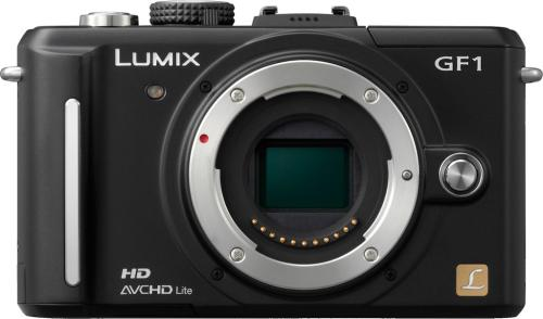 Тест / обзор Panasonic Lumix DMC-GF1 на DCResource