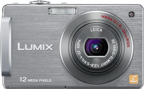 Обзор Panasonic Lumix DMC-FX580 на DCResource