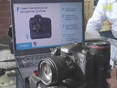 Видео про Canon 7D по-русски