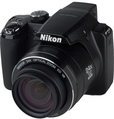 Обзор Nikon Coolpix P90