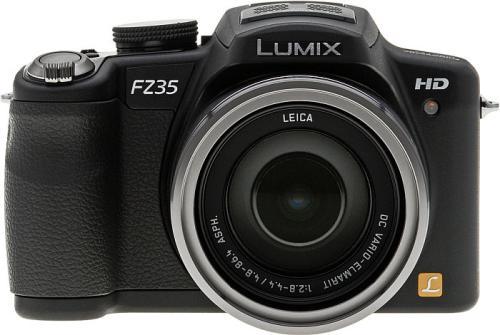 Тест / обзор Panasonic Lumix DMC-FZ35 на Imaging Resource