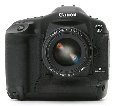 Ждем сегодня Canon 3D