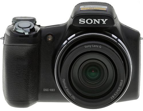 Тест / обзор Sony DSC-HX1 на Imaging Resource