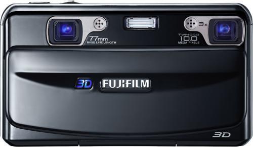 Обзор Fujifilm Finepix Real 3D W1