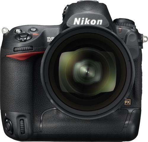 Nikon D3S - 12МП репортерский <s>пулемет</s> снимкомёт с рабочим ISO 102400