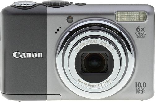 Тест / обзор Canon  PowerShot A2000 IS