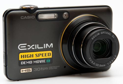 Тест /обзор Casio Exilim EX-FC100 - Галерея