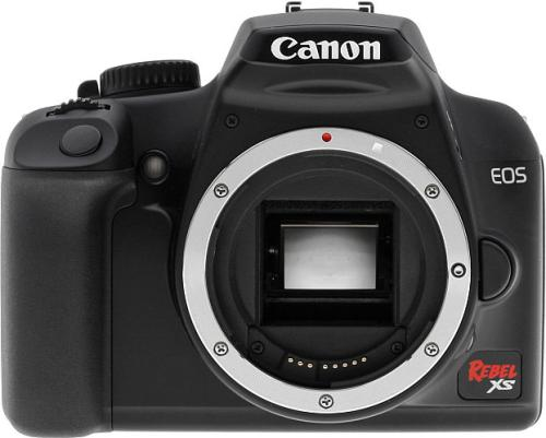 Тест / обзор Canon EOS 1000D Rebel XS на Imaging Resource