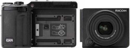 Ricoh GRX - самая маленькая камера со сменными оптическими блоками