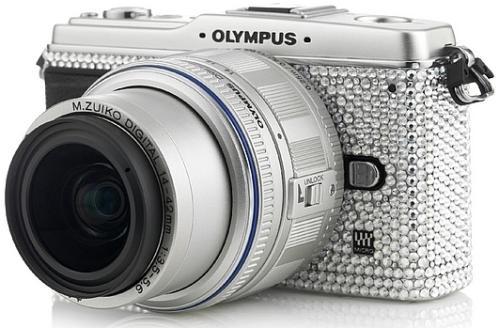 Гламурный Olympus E-P1