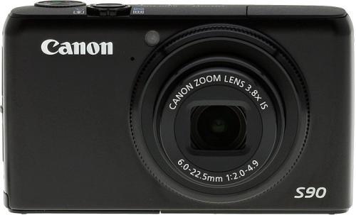 Тест / обзор Canon PowerShot S90 на DPReview
