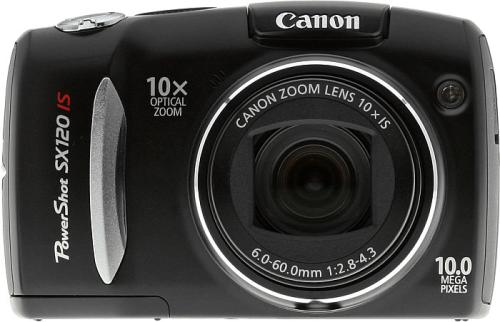 Тест / обзор Canon PowerShot SX120 IS на Imaging Resource