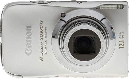 Обзор Canon Digital IXUS 990 IS на Imaging Resource