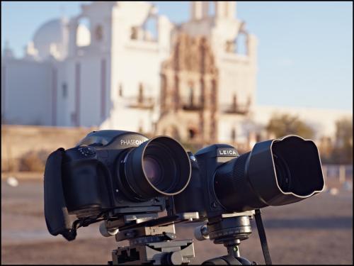 Помечтаем: Leica S2 vs PhaseOne P40+