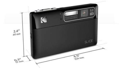 KODAK SLICE Touchscreen