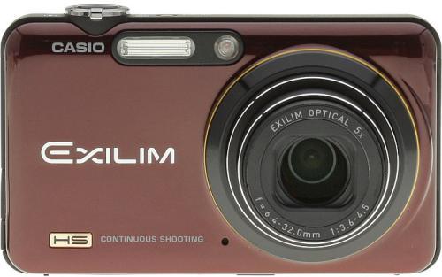 Тест / обзор Casio EXILIM EX-FC150 на Imaging Resource