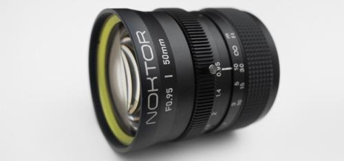 HyperPrime 50mm f/0.95. Увы только для