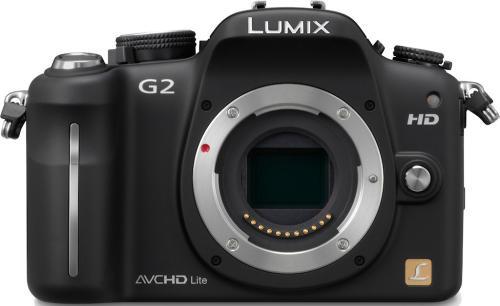 Panasonic Lumix DMC-G2 / DMC-G10