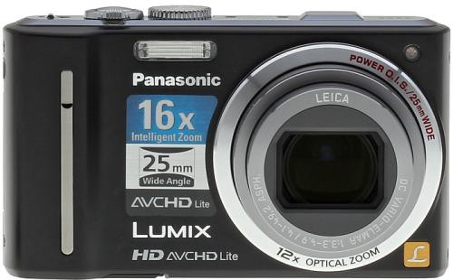 Тест / обзор Panasonic Lumix DMC-TZ10 (ZS7) на DCResource