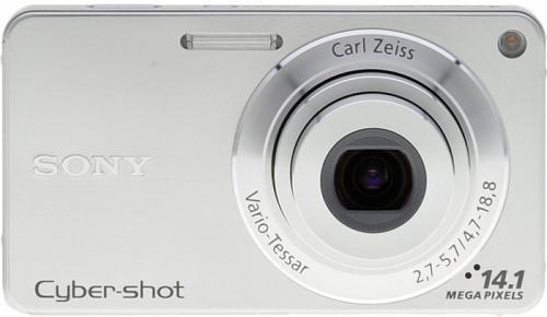 Тест / обзор Sony DSC-W350 на Imaging Resource