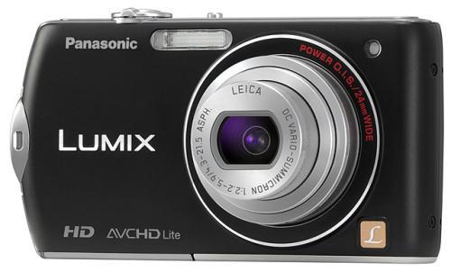 Panasonic Lumix DMC-FX75 - новый компакт с тачскрином