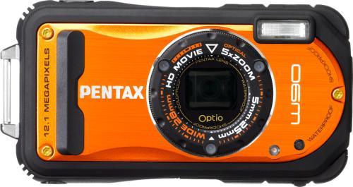 Новый цвет для Pentax W90