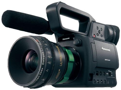 Panasonic AG-AF100 - HD видео камера Micro Four Thirds