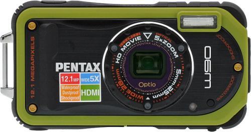 Тест / обзор Pentax Optio W90 на Imaging Resource
